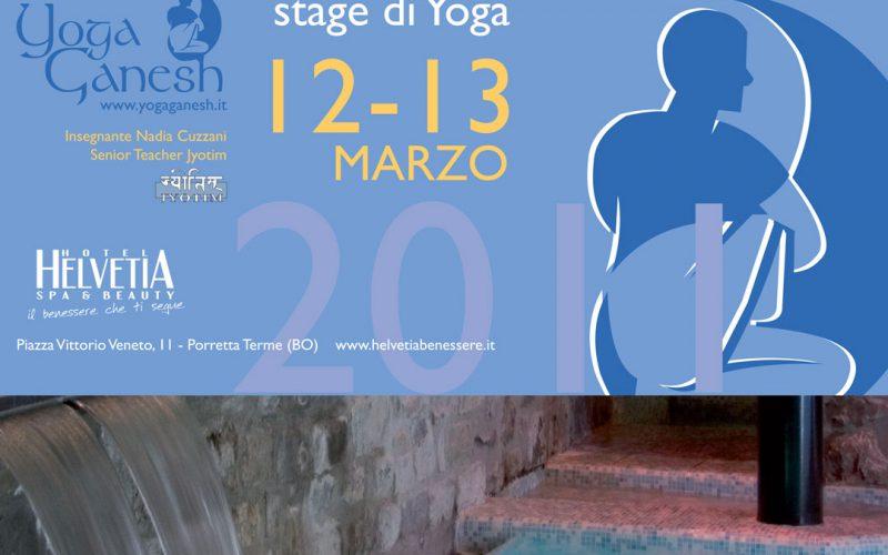 Stage Yoga Hotel Helvetia (Porretta Terme)