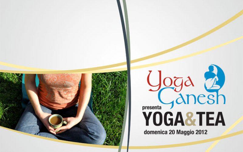 Stage Yoga&Tea 20 Maggio