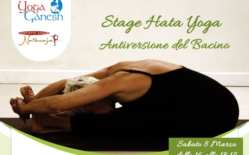 Stage Hatha Yoga Antiversione del Bacino