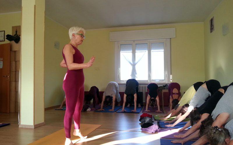 Corsi di Approfondimento Yoga