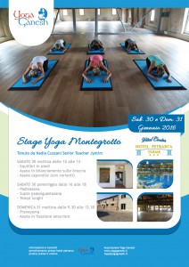 Stage Yoga Montegrotto Terme