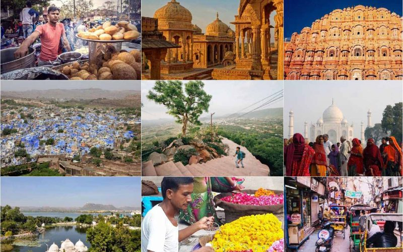 Proposta Viaggio Yoga India del Nord 2019