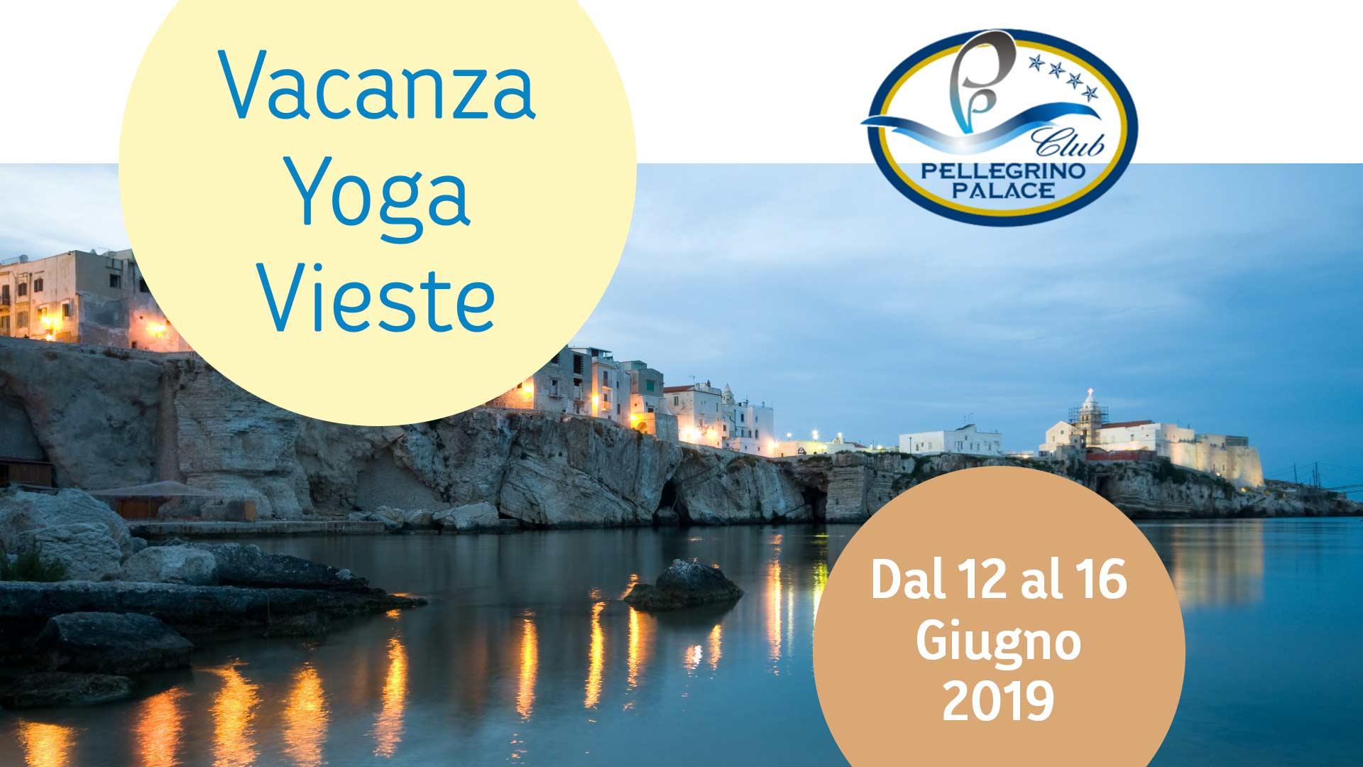 Viaggio Yoga Vieste 2019
