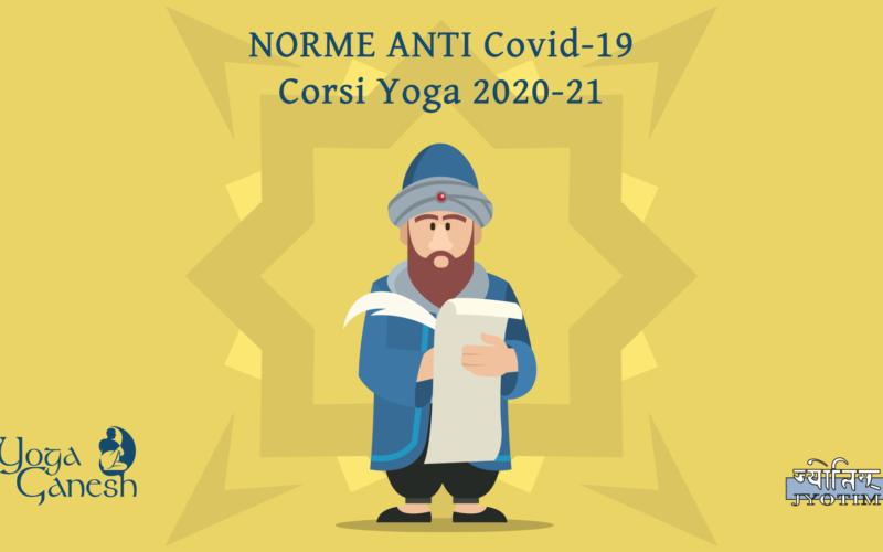 Norme Anti Covid-19 Corsi 2020-21