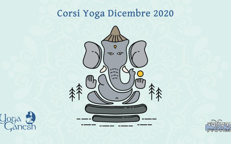 Corsi Yoga Dicembre 2020