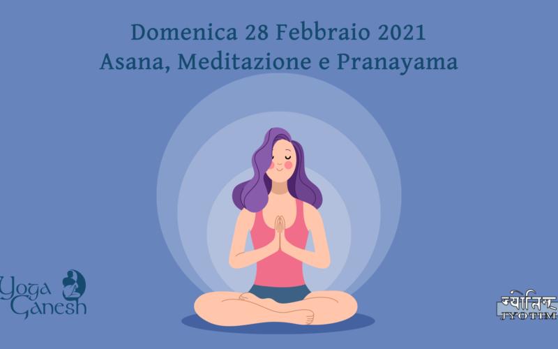 Approfondimento Meditazione e Pranayama