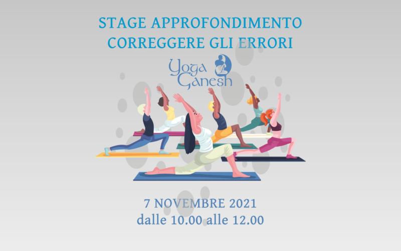 Stage 7 Novembre 2021 Correggere